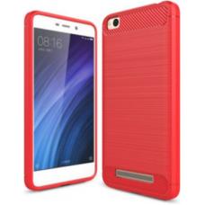 Ultimate Θήκη Σιλικόνης(Κόκκινη) για Xiaomi Redmi 4A