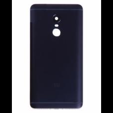 Xiaomi Redmi Note 4 Έκδοση MediaTek Μεταλλικό Καπάκι Μπαταρίας (BLACK) + Δώρο SIM Tray