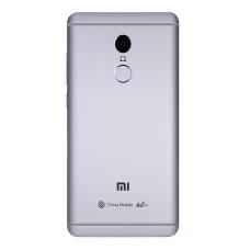 Xiaomi Redmi Note 4 Έκδοση MediaTek Μεταλλικό Καπάκι Μπαταρίας(Ασημί) + Δώρο SIM Tray