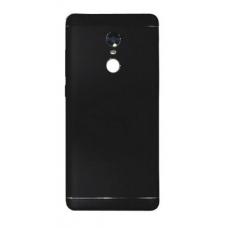 Xiaomi Redmi Note 4X Έκδοση MediaTek Μεταλλικό Καπάκι Μπαταρίας (BLACK) + Δώρο SIM Tray