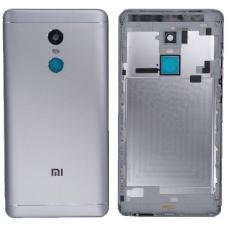 Xiaomi Redmi Note 4 / Note 4X Έκδοση Qualcomm Snapdragon Μεταλλικό Καπάκι Μπαταρίας(Γκρι) + Δώρο SIM
