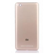 Xiaomi Redmi 4A Πλαστικό Καπάκι Μπαταρίας (GOLD) + Δώρο SIM Tray
