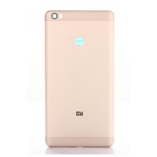 Xiaomi Mi Max Μεταλλικό Καπάκι Μπαταρίας (GOLD) + Δώρο SIM Tray