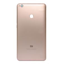 Xiaomi Mi Max 2 Μεταλλικό Καπάκι Μπαταρίας (GOLD) + Δώρο SIM Tray