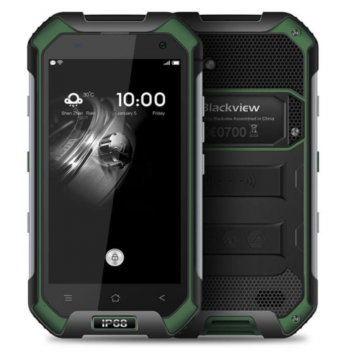 Blackview BV6000s 16GB ROM (GREEN) 4500mAh