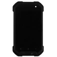 Οθόνη & Touch Panel & Frame Blackview BV6000 / BV6000S (BLACK)