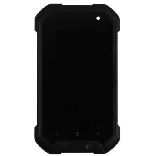 Οθόνη & Touch Panel Blackview BV6000 / BV6000S (BLACK)