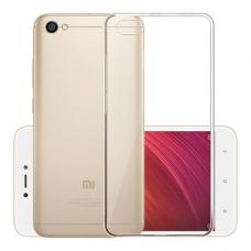 Xiaomi Redmi Note 5A Θήκη Σιλικόνης(Διάφανη)