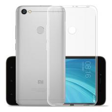 Xiaomi Redmi Note 5A Prime Θήκη Σιλικόνης(Διάφανη)