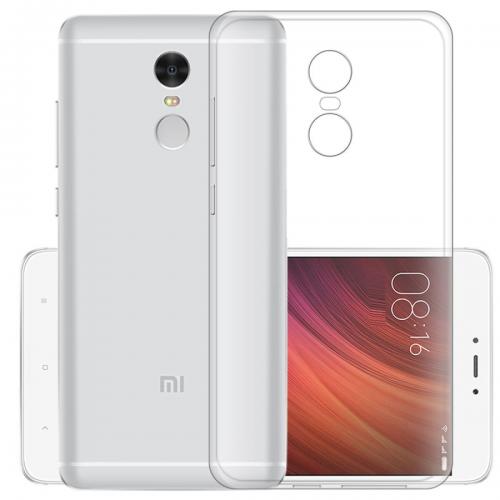 Xiaomi Redmi Note 4 / Note 4X Θήκη Σιλικόνης(Διάφανη)