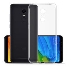 Xiaomi Redmi 5 Plus Θήκη Σιλικόνης(Διάφανη)