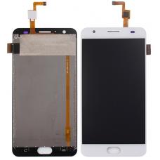 Οθόνη & Touch Panel Oukitel K6000 Plus (WHITE)