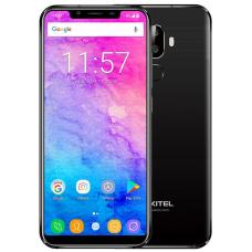 Oukitel U18 4GB RAM 64GB ROM (BLACK) 4000mAh + Θήκη Σιλικόνης