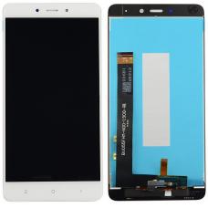 Οθόνη & Touch Panel Xiaomi Redmi Note 4 MediaTek (WHITE) OEM