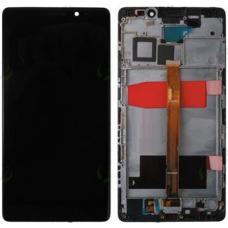 Οθόνη & Touch Panel & Frame Huawei Ascend Mate 8 (BLACK) OEM