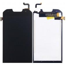 Οθόνη & Touch Panel Doogee S30 (BLACK)
