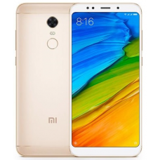 Xiaomi Redmi 5 Plus 4GB RAM 64GB ROM (GOLD) 4000mAh Global Version EU + Θήκη Σιλικόνης