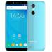 Oukitel C8 4G 16GB ROM (BLUE) 3000mAh + Θήκη Σιλικόνης