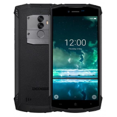 Doogee S55 4GB RAM 64GB ROM (BLACK) 5500mAh