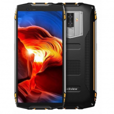 Blackview BV6800 Pro 4GB RAM 64GB ROM (YELLOW) 6580mAh + Δώρο Tempered Glass 9H