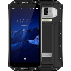 Oukitel WP2 4GB RAM 64GB ROM (BLACK) 10000mAh + Δώρο Tempered Glass