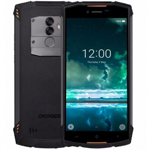 Doogee S55 4GB RAM 64GB ROM (ORANGE) 5500mAh