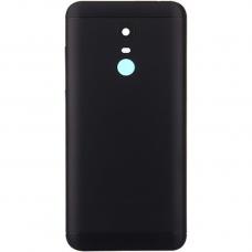 Xiaomi Redmi 5 Plus Μεταλλικό Καπάκι Μπαταρίας(Μαύρο) + Δώρο SIM Tray