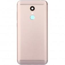 Xiaomi Redmi 5 Plus Μεταλλικό Καπάκι Μπαταρίας (GOLD) + Δώρο SIM Tray