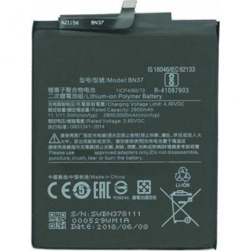 Xiaomi Redmi 6 / Redmi 6A BN37 Μπαταρία (Bulk)