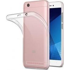 Xiaomi Redmi 5A Θήκη Σιλικόνης Διάφανη