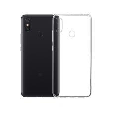 Xiaomi Mi Max 3 Θήκη Σιλικόνης(Διάφανη)