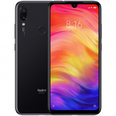 Xiaomi Redmi Note 7 4GB RAM 64GB ROM (BLACK) 4000mAh Global Version EU