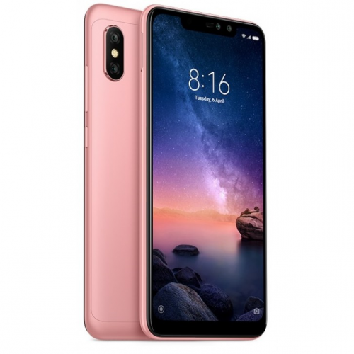 Xiaomi Redmi Note 6 Pro 3GB RAM 32GB ROM (ROSE GOLD) 4000mAh Global Version EU