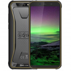 Blackview BV5500 16GB ROM (YELLOW) 4400mAh + Δώρο θήκη Προστασίας