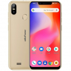 Ulefone S10 Pro 16GB ROM (GOLD) 3350mAh