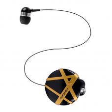 Bluetooth Fineblue FD-55 με δόνηση BLACK GOLD
