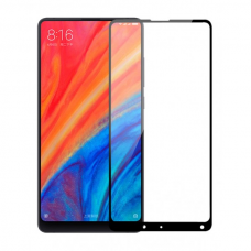 Xiaomi Mix 2 Full Cover Tempered Glass 9H Black