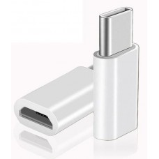 Blackview Micro Usb to Long Type C Adaptor SILVER