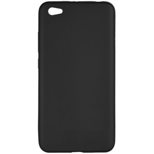 Xiaomi Redmi Note 5A Θήκη Σιλικόνης(Μαύρη)