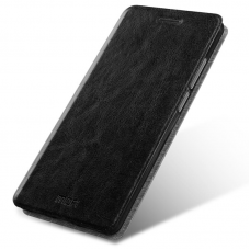 Xiaomi Redmi 4A Θήκη Flip MOFI(Μαύρη)