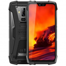 Blackview BV9700 Pro 6GB RAM 128GB ROM (BLACK) 4380mAh + Night Vision Camera Pack
