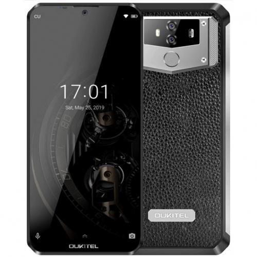 Oukitel K12 6GB RAM 64GB ROM (BLACK) 10000mAh