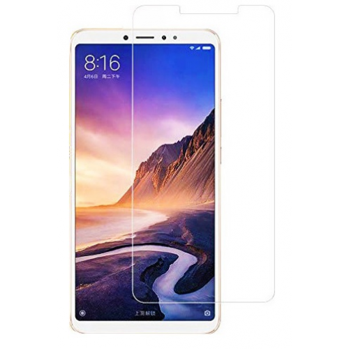 Xiaomi Mi Max 3 Tempered Glass 9H