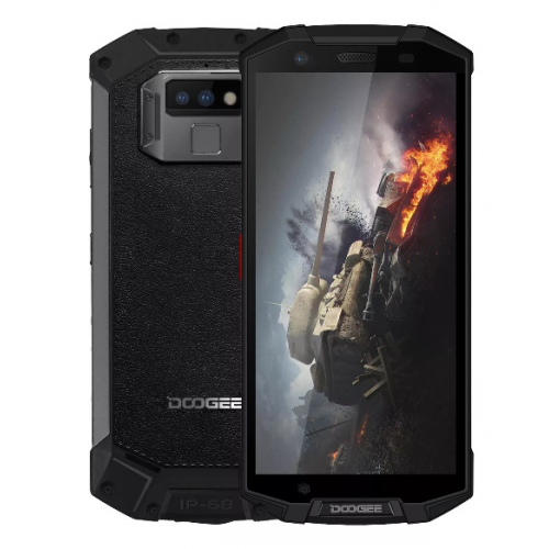 Doogee S70 6GB RAM 64GB ROM (BLACK) 5500mAh