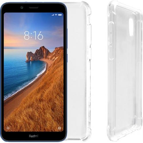 Θήκη σιλικόνης Antishock Διάφανη για Xiaomi Redmi 7A