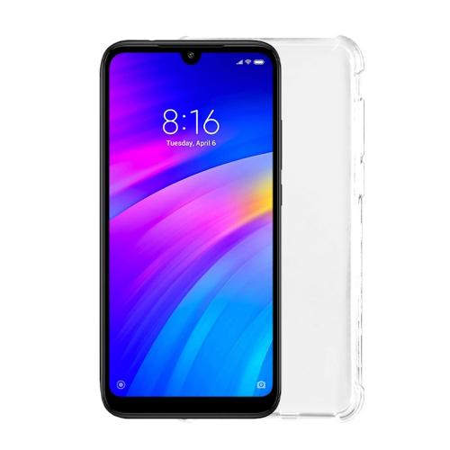 Θήκη σιλικόνης Antishock Διάφανη για Xiaomi Redmi 7