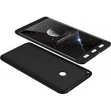 Θήκη GKK 360 Full Body Για Xiaomi Mi Max 2 (Μαύρο/Μαύρο)