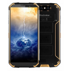 Blackview BV9500 Plus 4GB RAM 64GB ROM (YELLOW) 10000mAh + Φορτιστής Αυτοκινήτου