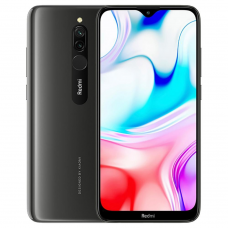 Xiaomi Redmi 8 4GB RAM 64GB ROM (BLACK) 5000mAh Global Version EU
