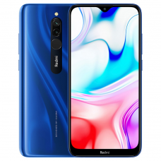 Xiaomi Redmi 8 4GB RAM 64GB ROM (BLUE) 5000mAh Global Version EU